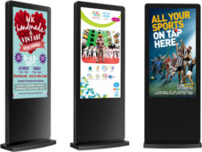 Digital Message Boards